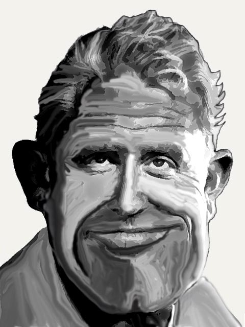 Spencer Tracy by markt